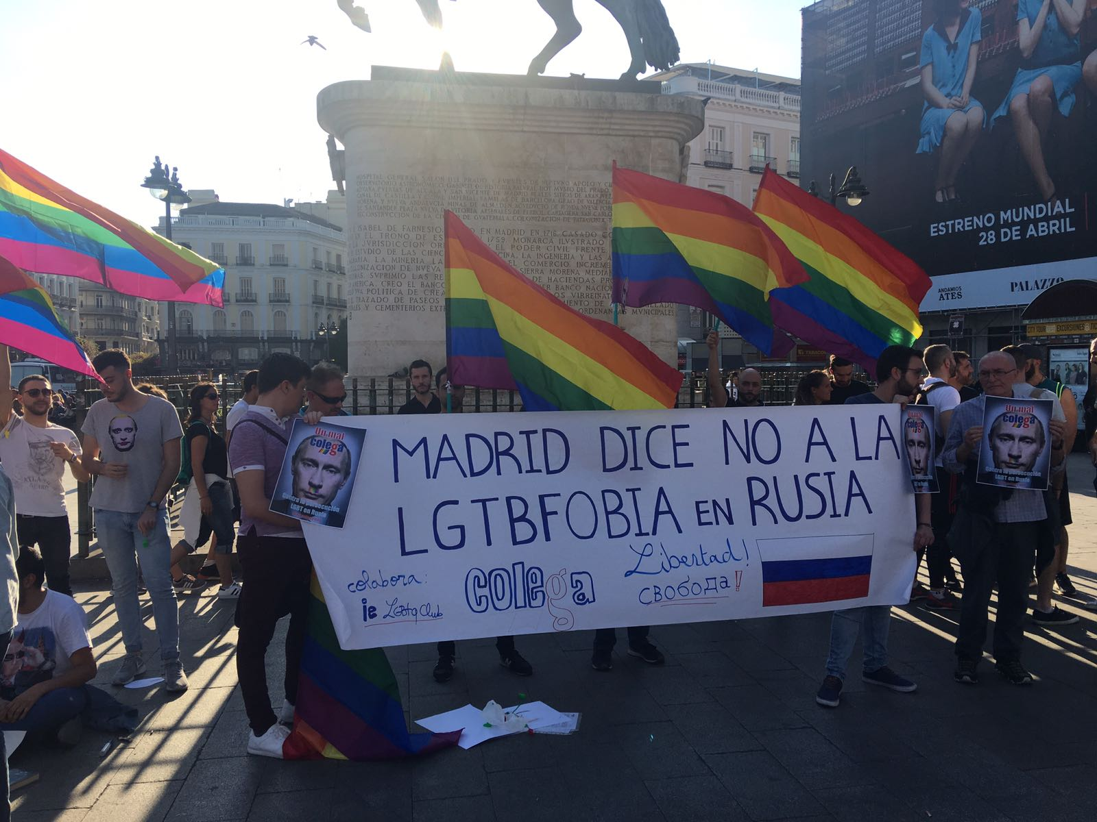 empleo gay madrid
