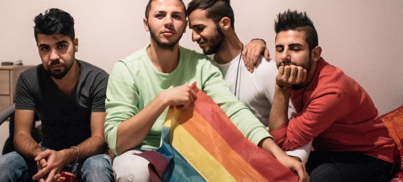 dia internacional refugiado colega madrid lgbt